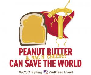 'Peanut butter and mac n' cheese can save the world,' Article in Wahpeton Daily News